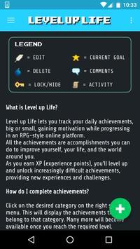 Level Up Life स्क्रीनशॉट 5
