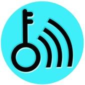 WiFi Password Display icon