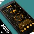 Futuristic Launcher - App lock, Hide App