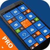 8.1 Metro Look Launcher Pro أيقونة