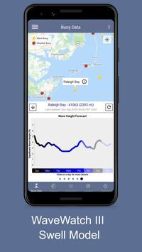 NOAA Marine Weather Forecast 截圖 1