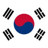 Korea VPN icon