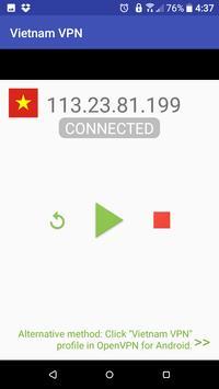 Poster Vietnam VPN