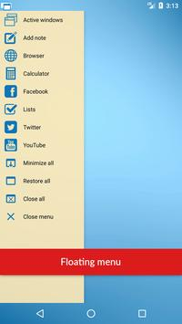 Floating Apps screenshot 5