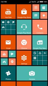 Win Launcher 2018 screenshot 4