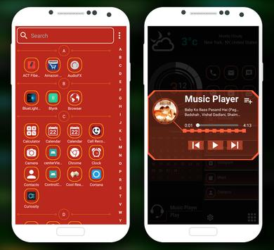 Launcher Elegan 2 - 2018, Theme Launcher Gratis screenshot 14