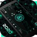 Hitech Futuristic Launcher 2020- Landscape Mode