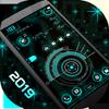 Lançador Hi-Tech 2019 - UI de Futuro, Tema, Rápido ícone