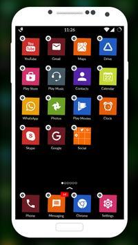 iMetro Launcher screenshot 4