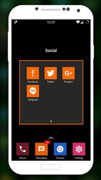 iMetro Launcher screenshot 8