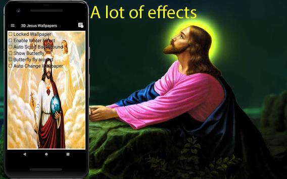 3d Jesus Live Wallpaper For Android Apk Download