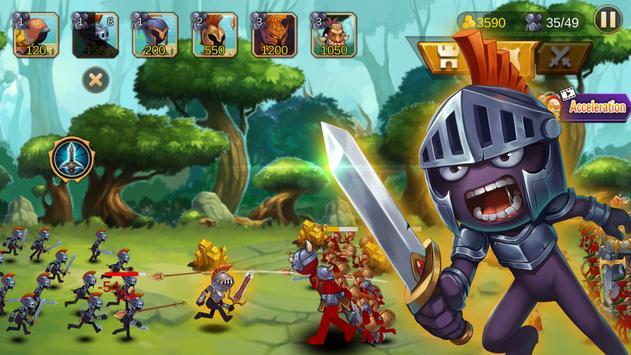 Stickman War 2:Odyssey poster