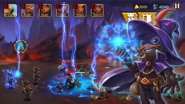 Stickman War 2:Odyssey screenshot 1