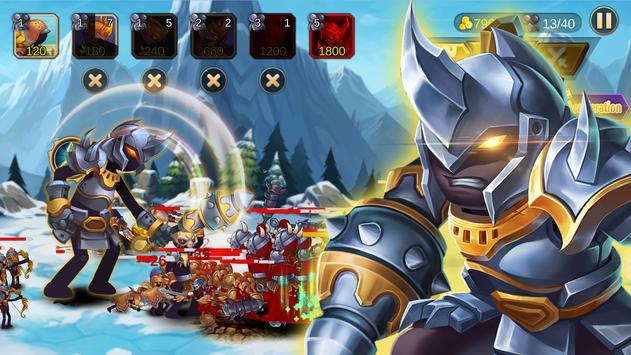 Stickman War 2:Odyssey screenshot 3