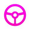 Lyft Driver 圖標