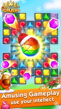 Jewel Crush™ - Jewels & Gems Match 3 Legend screenshot 10