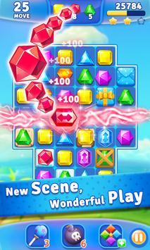 Jewel Crush™ - Jewels & Gems Match 3 Legend screenshot 13