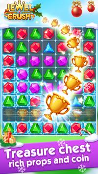 Jewel Crush™ - Jewels & Gems Match 3 Legend screenshot 1