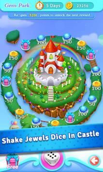 Jewel Crush™ - Jewels & Gems Match 3 Legend screenshot 2