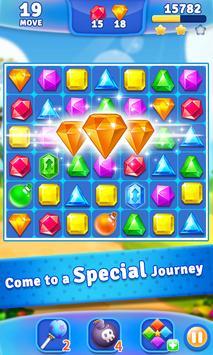 Jewel Crush™ - Jewels & Gems Match 3 Legend screenshot 5
