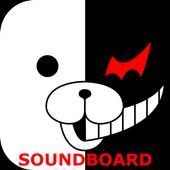 ikon Danganronpa Soundboard