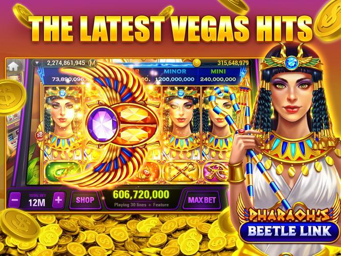 New Slot Machines In Vegas 2021
