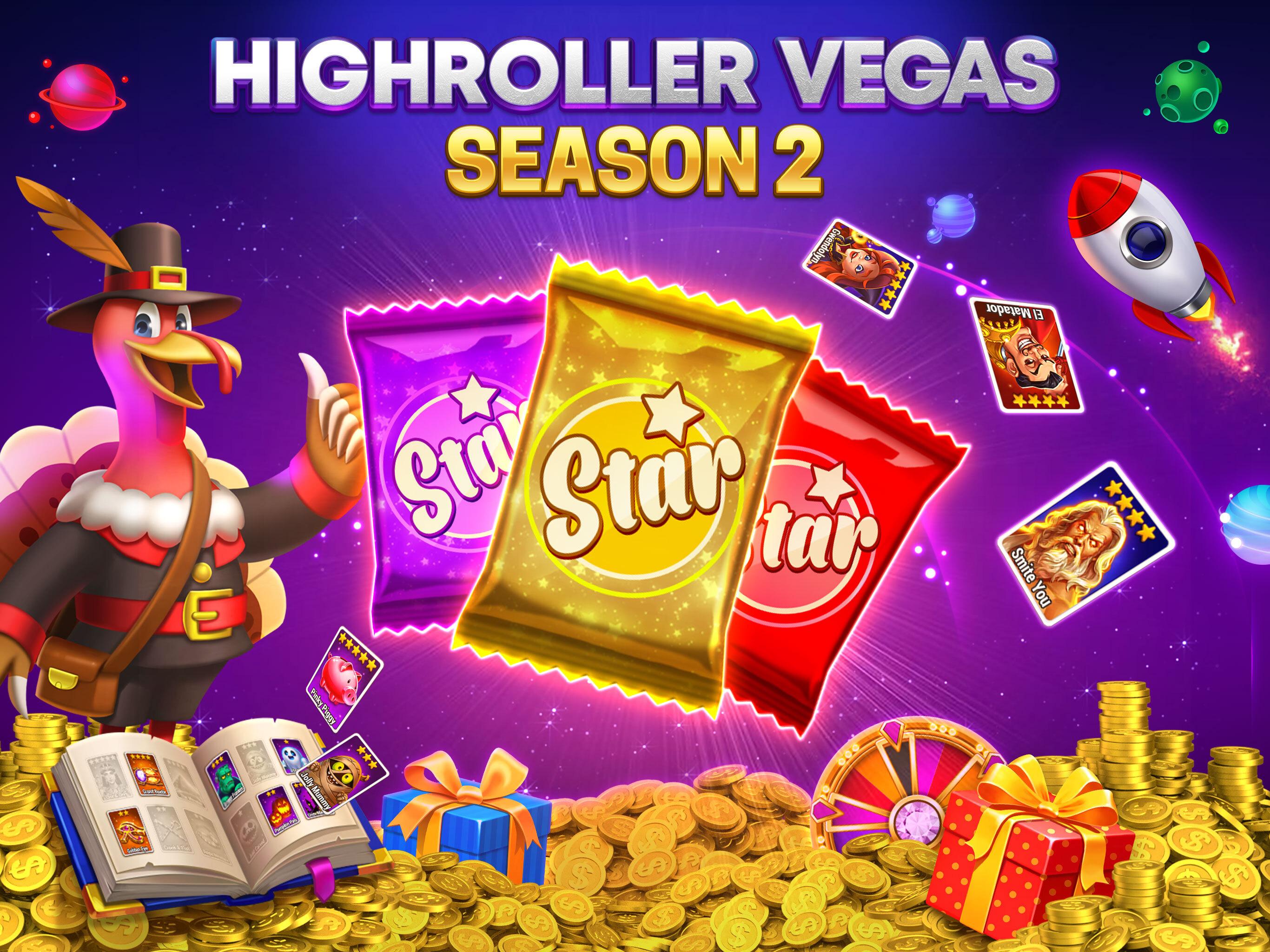 HighRoller Vegas - Free Slots Casino Games 2021 APK 2.3.15 ...