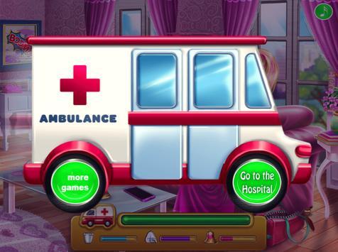 super Doll Twins Birth - Pregnant game screenshot 2