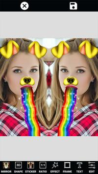 Mirror Images Collage Maker: Selfie & Photo Editor screenshot 19