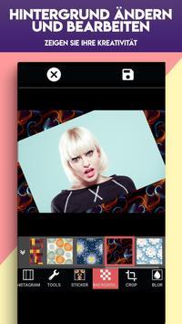 Bildbearbeitung Collage Foto mit Bilderrahmen Screenshot 5