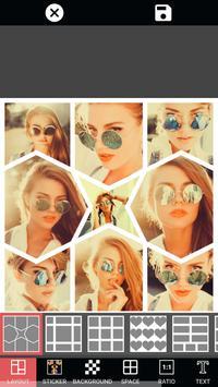 Photo Collage Maker - Make Collages & Edit Photos screenshot 1