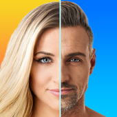 FaceLab (FaceApp) Photo Editor: Gender Swap, Oldify, Toon Me v1.0.10 (Pro) (Unlocked) (23.9 MB)