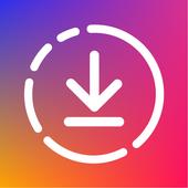 Story Saver for Instagram Hikaye ve Paylaşım Indir simgesi