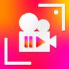 Icona Editor Video: Modifica Video & Effetti Video