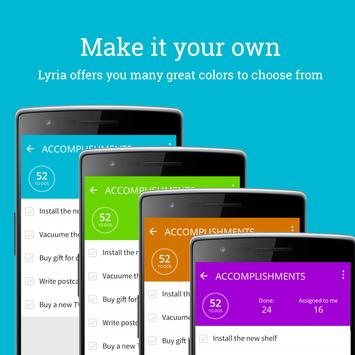 Tasks + Projects for Teams - Lyria screenshot 4