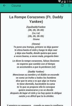 Danny Ocean Lyrics screenshot 2