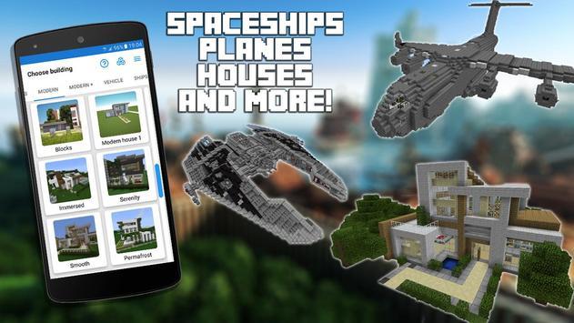 Builder for Minecraft PE Free Ekran Görüntüsü 2