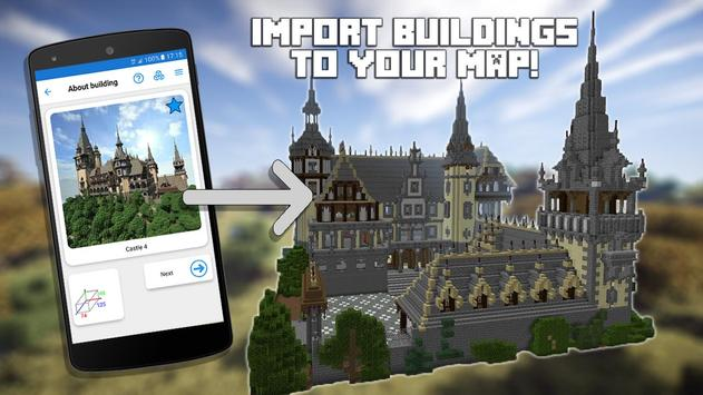 Builder for Minecraft PE screenshot 4