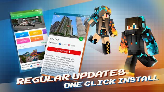 Block Master for Minecraft PE Ekran Görüntüsü 11