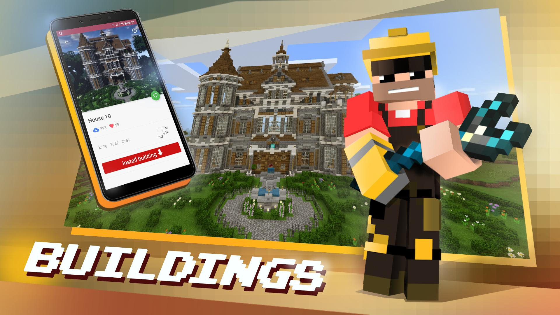 Block Master for Minecraft PE for Android - APK Download