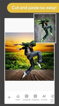 Pro Knockout-Background Eraser Superimpose Photos syot layar 1