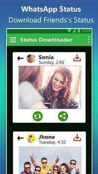 Status Saver Free Downloader for Whatapp 2019 screenshot 1