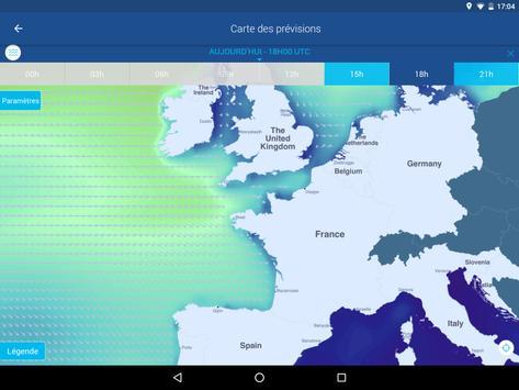 Météo Marine Ekran Görüntüsü 5