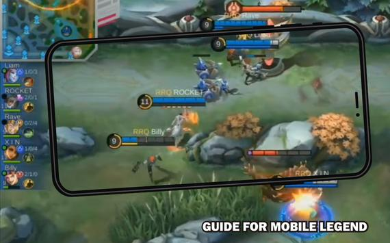 Guide for Mobile Legend Bang Walktrough screenshot 3