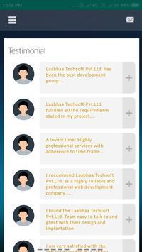 Laabhaa Techsoft Pvt.Ltd. screenshot 4