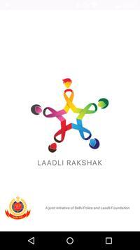 Laadli Rakshak- Protect women, Empower the nation poster