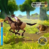 Archer Runner Wild Animal Hunter icon