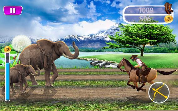 Archer Runner Wild Animal Hunter screenshot 5