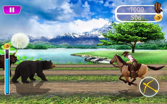 Archer Runner Wild Animal Hunter screenshot 6