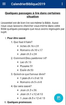 guide quotidien de lecture biblique screenshot 5